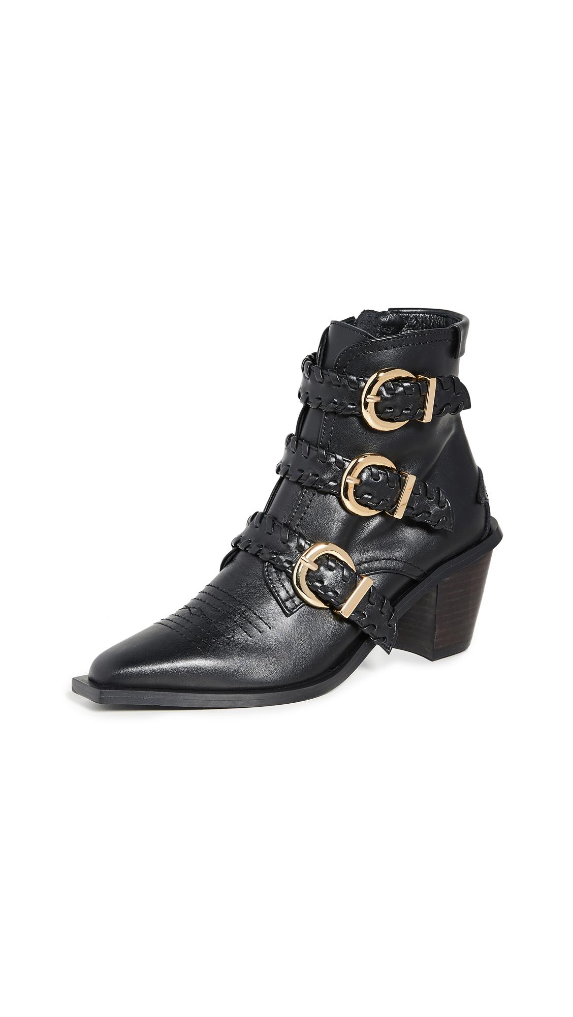 Buy Reike Nen online - photo of Reike Nen Turnover Strap Walker Boots