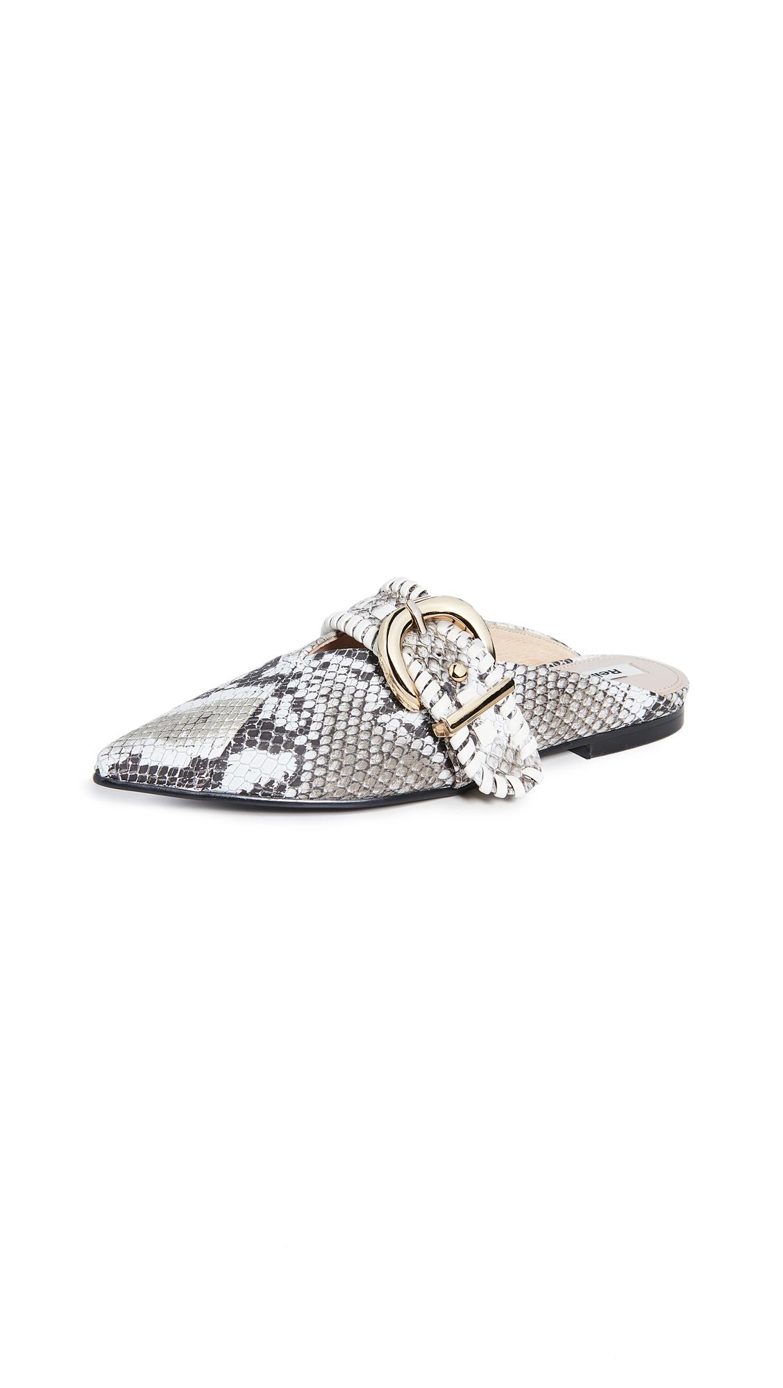 Buy Reike Nen Turnover Strap Slippers online, shop Reike Nen