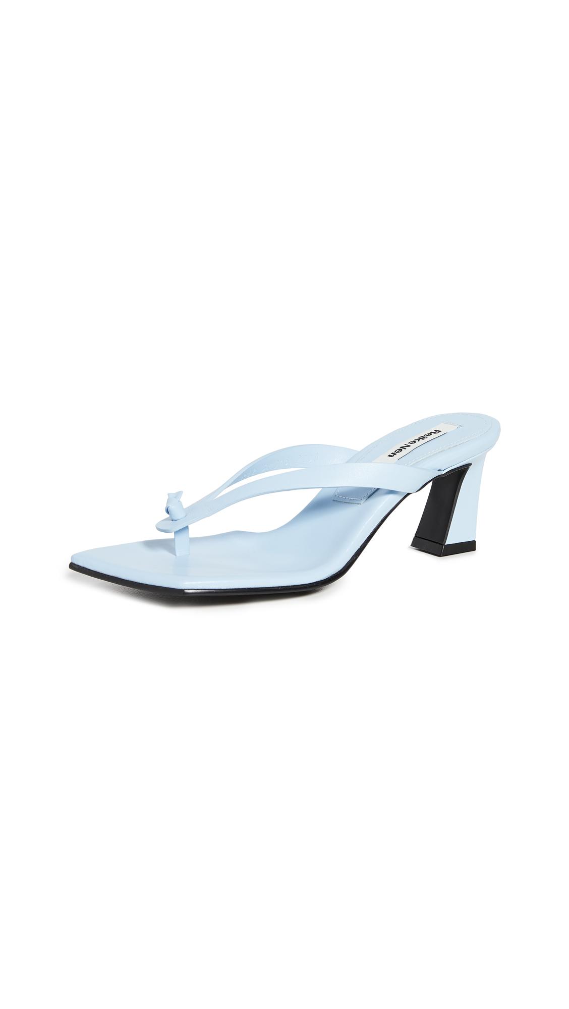 Buy Reike Nen Flip-Flop Heel Sandals online, shop Reike Nen