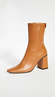 Reike Nen Pointed Square Basic Boots
