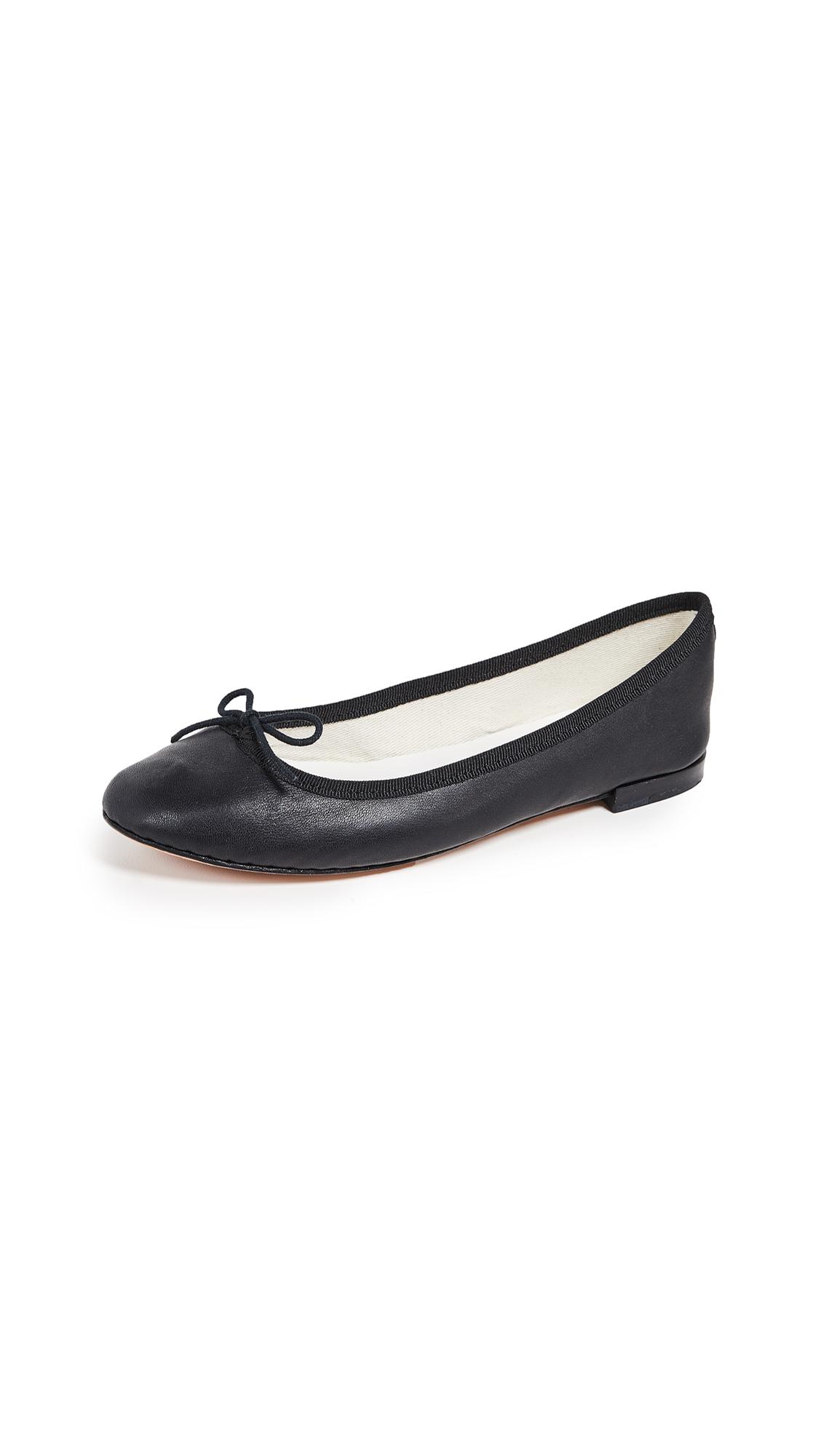 Repetto Cendrillon Ballet Flats - Noir