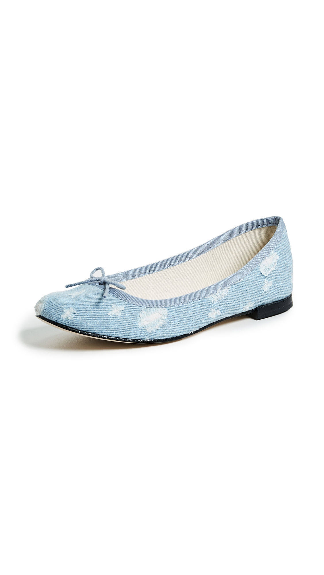 Repetto Cendrillon Ballet Flats - Blue