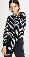Replica Los Angeles Tiger Stripe Sweater