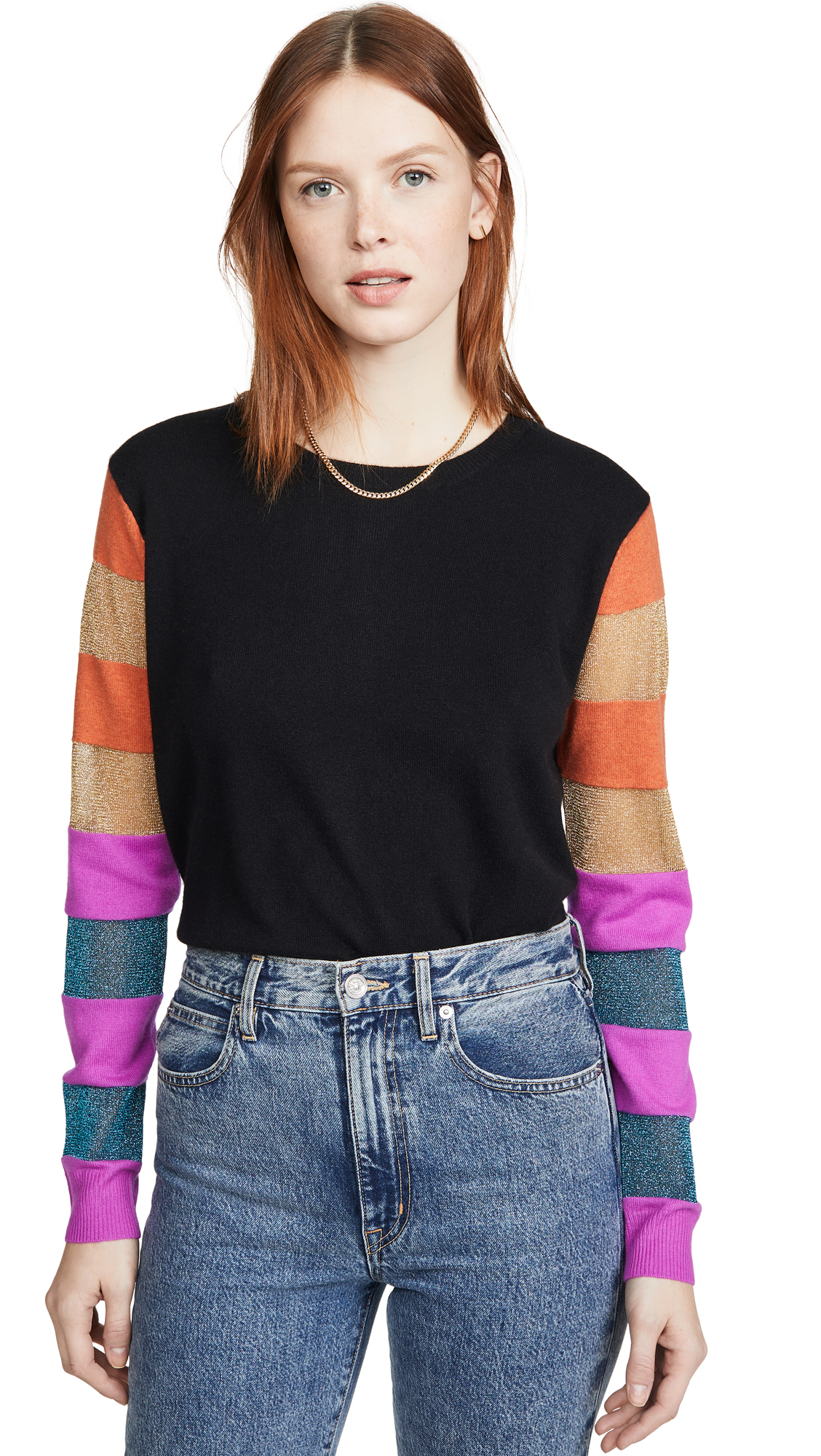 Buy Replica Los Angeles online - photo of Replica Los Angeles Discoball Cashmere Sweater