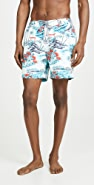 Reyn Spooner Banyon Drive Swim Trunks