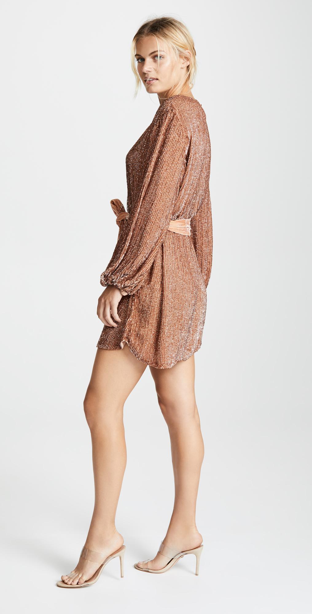 082721d6 Retrofete Grace Sequin Dress | SHOPBOP