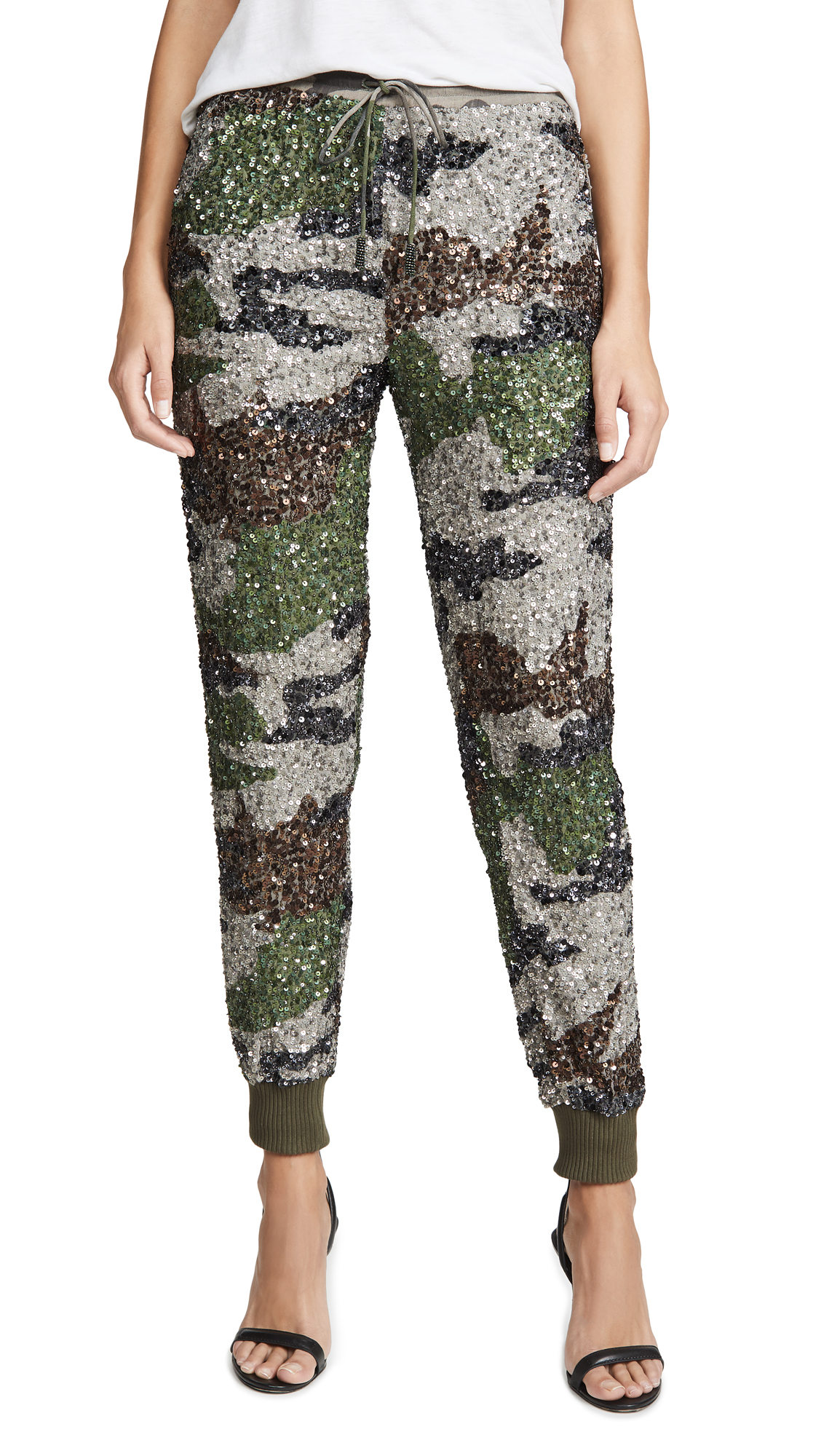 Buy Retrofete online - photo of Retrofete Stacia Sequined Pants