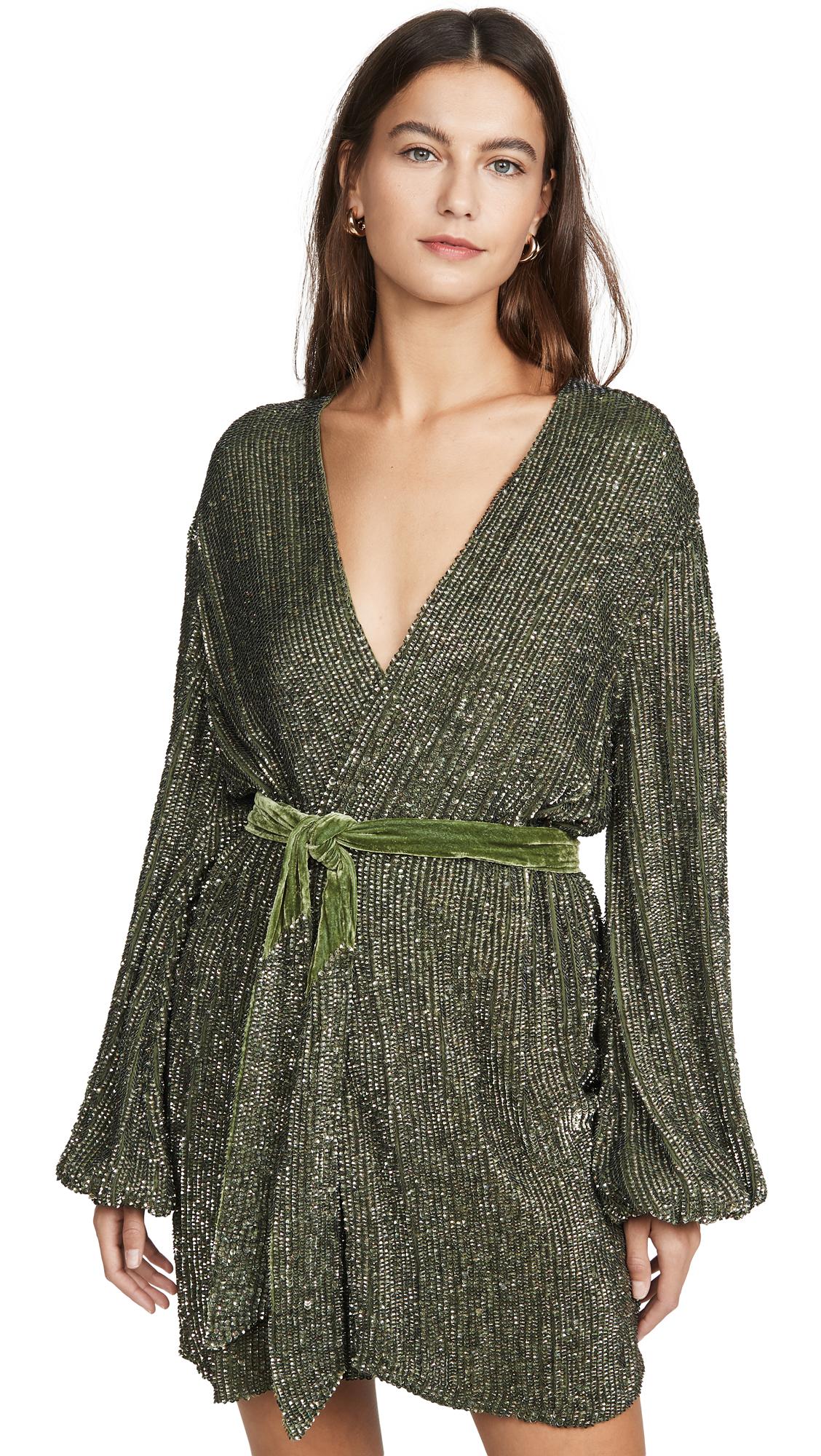 Buy Retrofete online - photo of Retrofete Gabrielle Sequin Dress