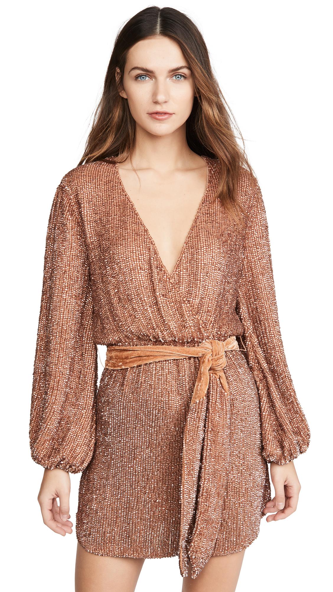 Buy Retrofete online - photo of Retrofete Julie Sequin Dress