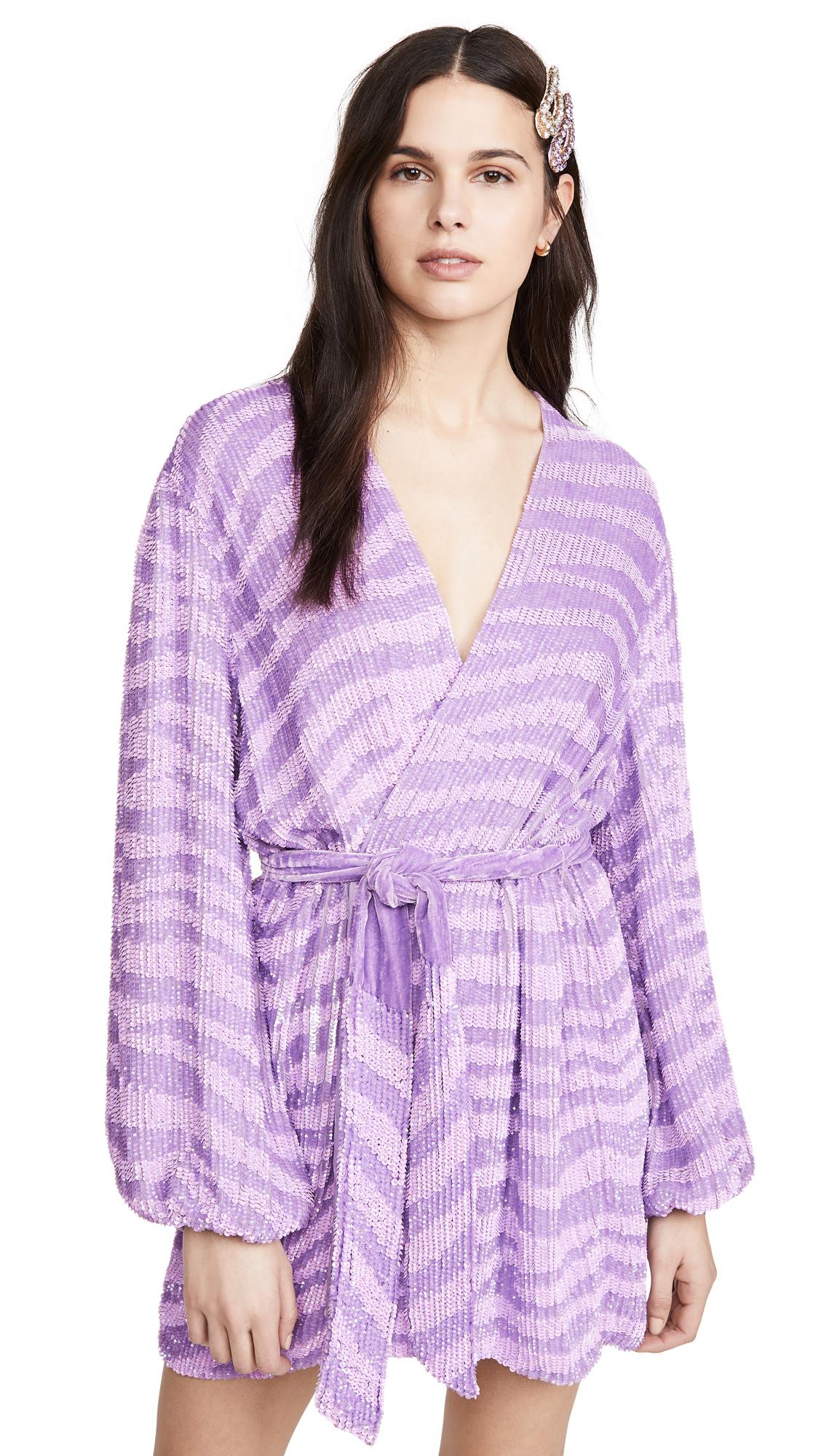 Buy Retrofete Gabrielle Robe Dress online beautiful Retrofete Clothing, Dresses