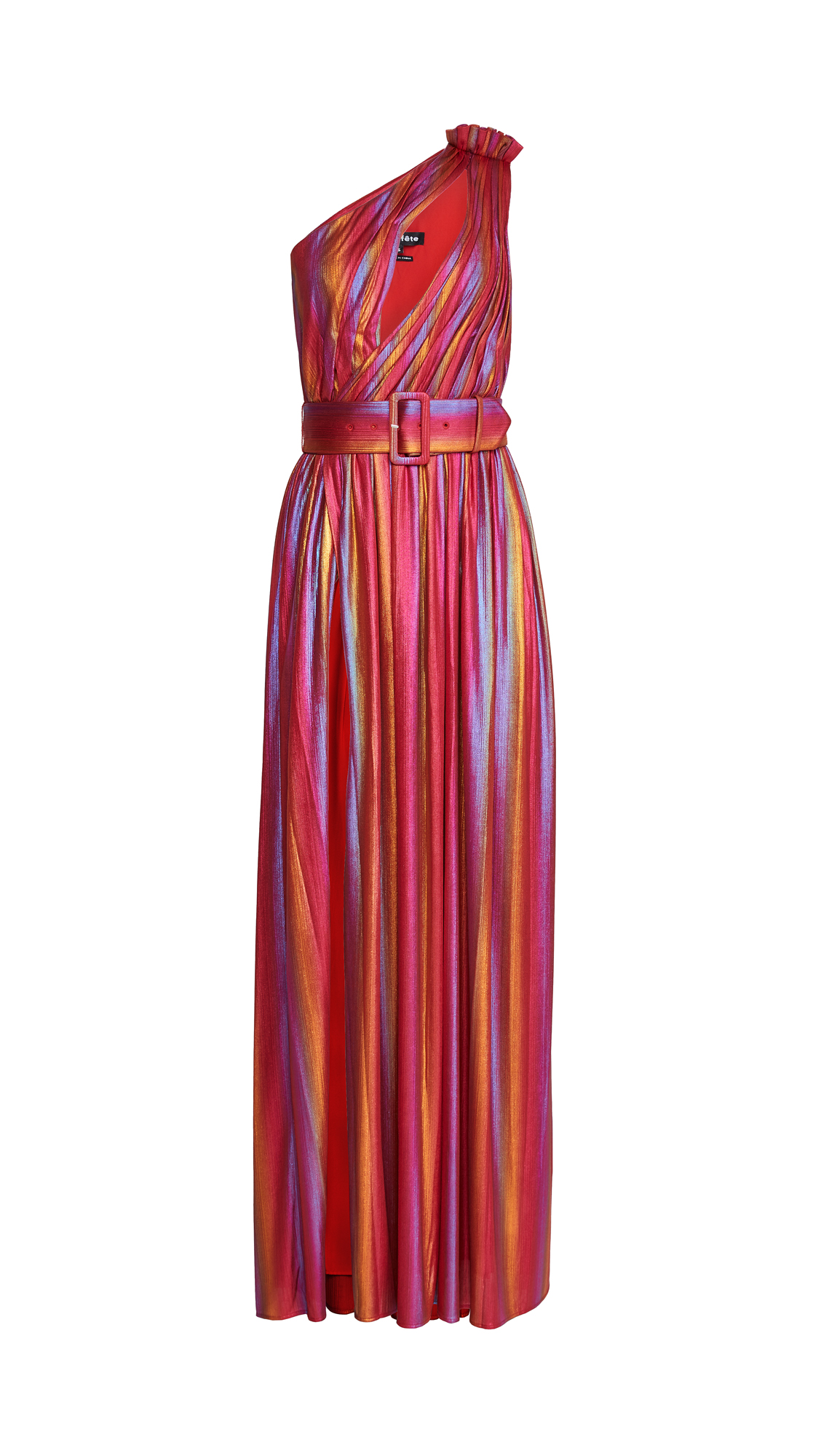 Retroféte ANDREA MAXI DRESS