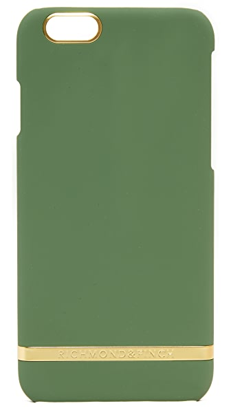 Richmond & Finch Emerald Satin iPhone 6 / 6s Case