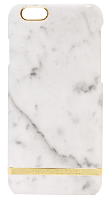 Richmond & Finch Carrera Marble iPhone 6 / 6s Case