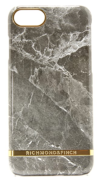 Richmond & Finch Grey Marble iPhone 7 Case - Grey Marble