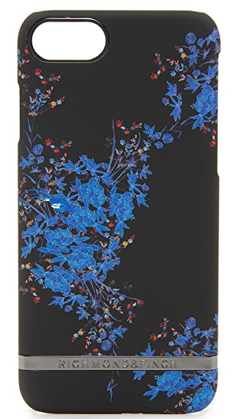 Richmond & Finch Midnight Blossom iPhone 7 Case