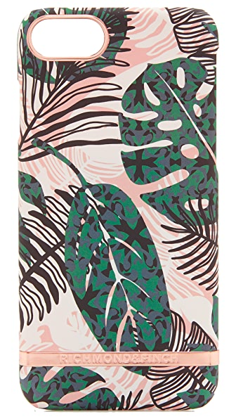 Richmond & Finch Tropical Leaves iPhone 7 Case - Tropical Leaves