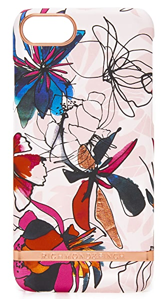 Richmond & Finch Enchanted Satin iPhone 7 Case - Enchanted Satin