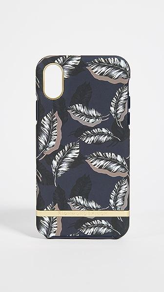 RICHMOND & FINCH Botanical Leaves Iphone X Case