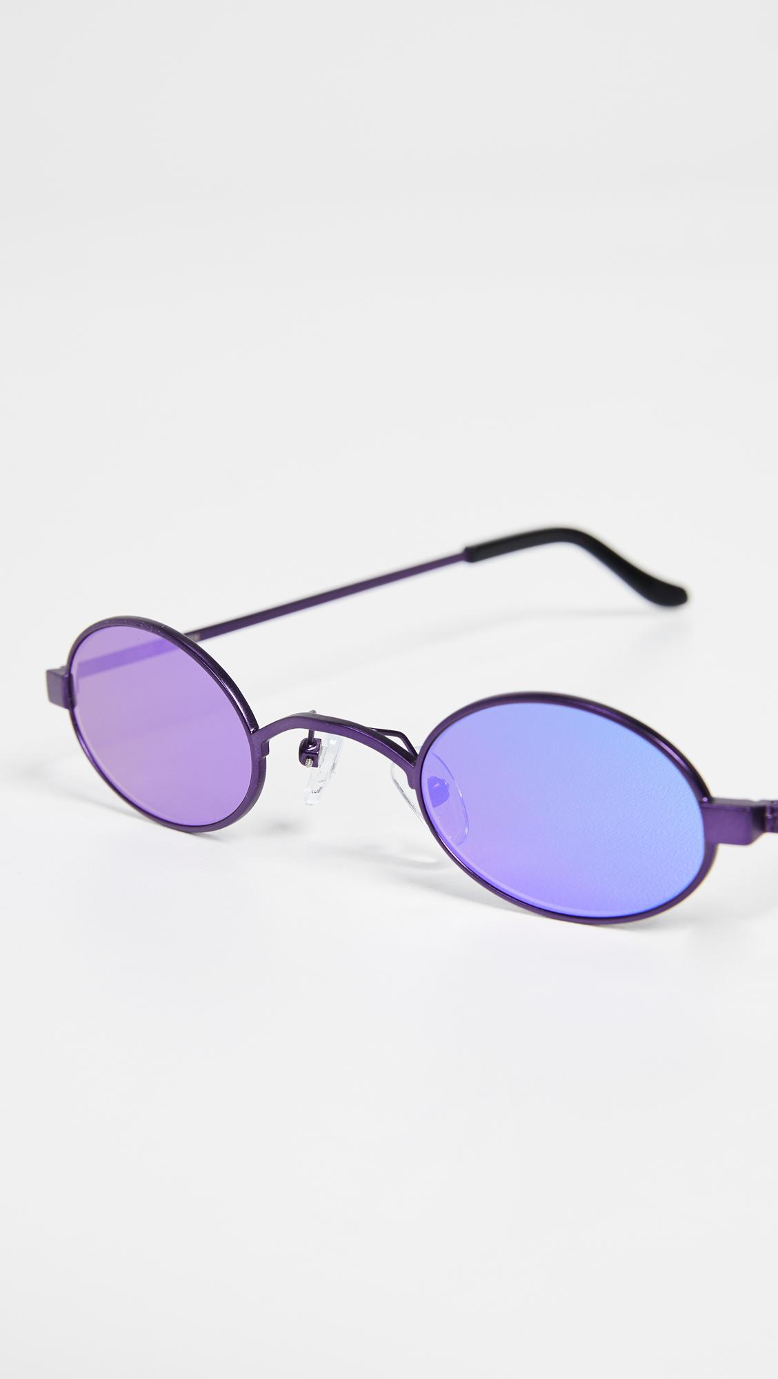 80ca9fbaeace7 Roberi   Fraud Doris Sunglasses