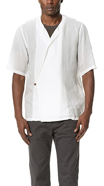 Robert Geller The Breezy Pierre Shirt