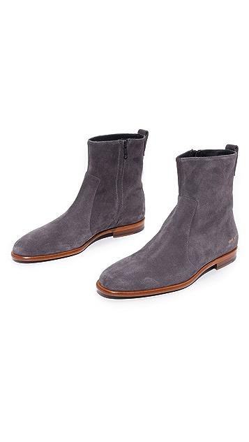 Robert Geller Robert Geller x Common Projects Chelsea Boots