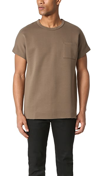 Robert Geller Paul Knit Shirt