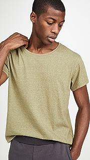 Robert Geller Garment Dyed T-Shirt