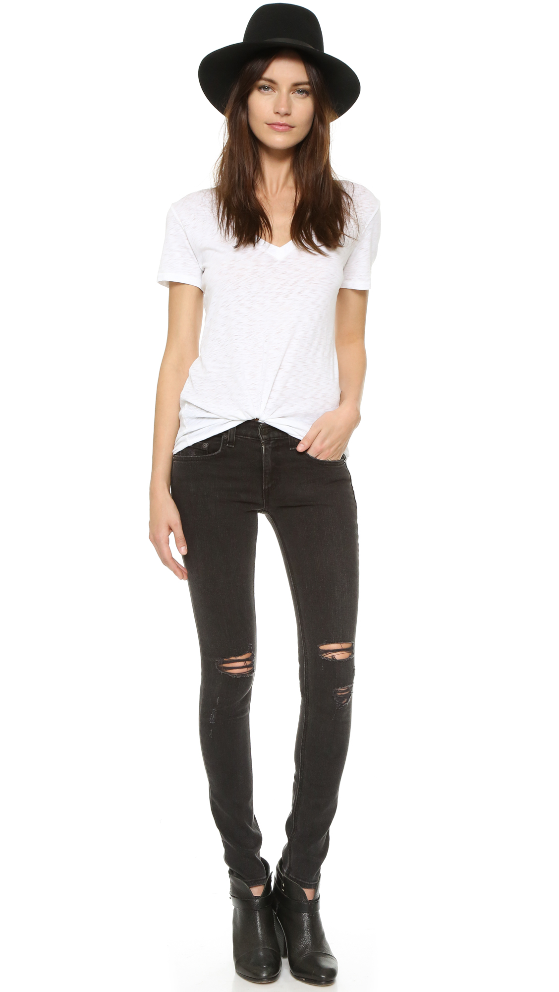 ab1f48e8624d Rag & Bone/JEAN The Skinny Jeans | SHOPBOP