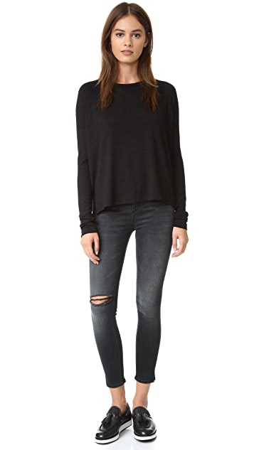 Rag & Bone/JEAN Skinny Capri Jeans