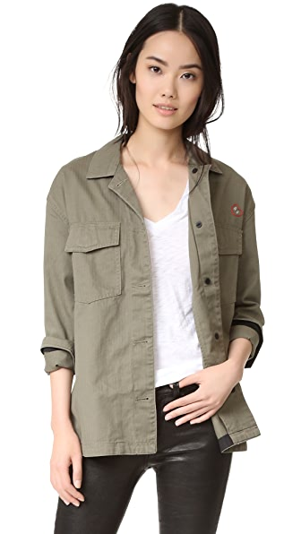 Rag & Bone/JEAN Irving Shirt Jacket