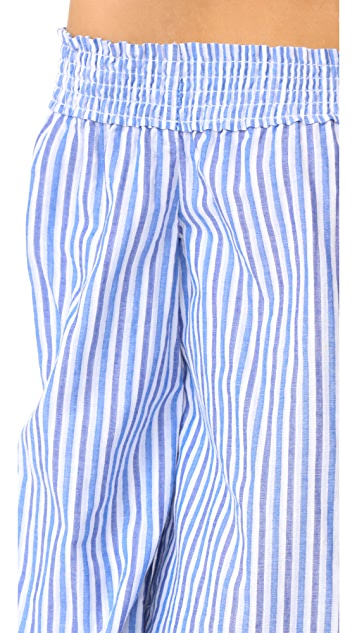 Rag & Bone/JEAN Striped Drew Top