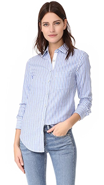Rag & Bone/JEAN Stripe Classic Shirt