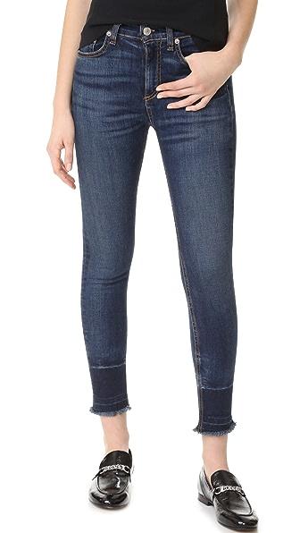 Rag & Bone/JEAN Capri Jeans - Stanwix