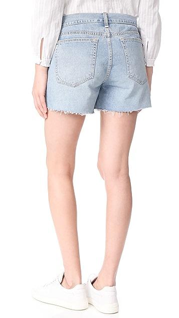 Rag & Bone/JEAN Boyfriend Shorts