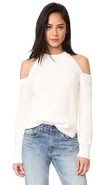 Rag & Bone/JEAN Dana Sweater In Blanc