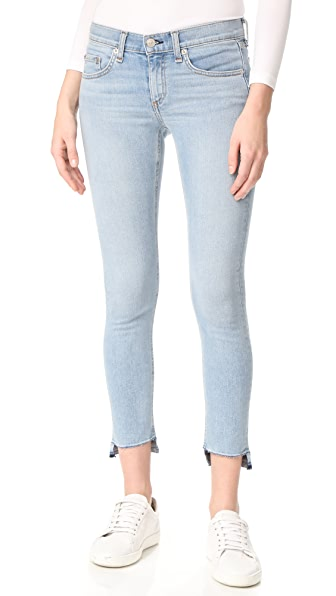 Rag & Bone/JEAN Capri Jeans - Wiley