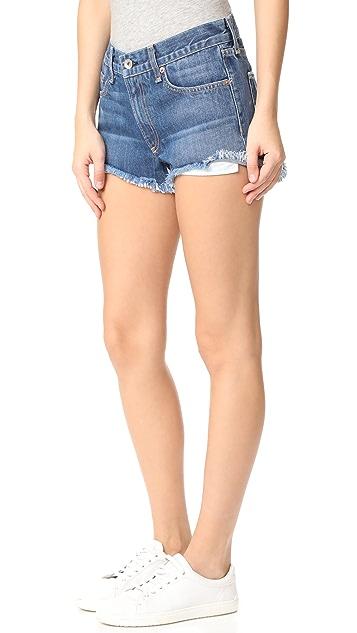 Rag & Bone/JEAN Margaux Shorts