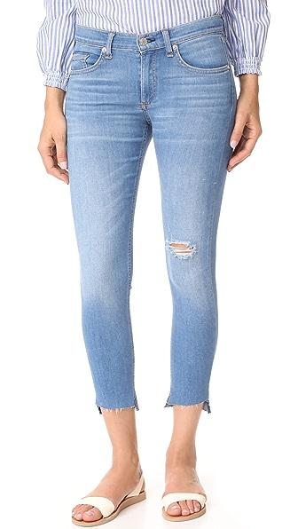 Rag & Bone/JEAN The Capri Jeans