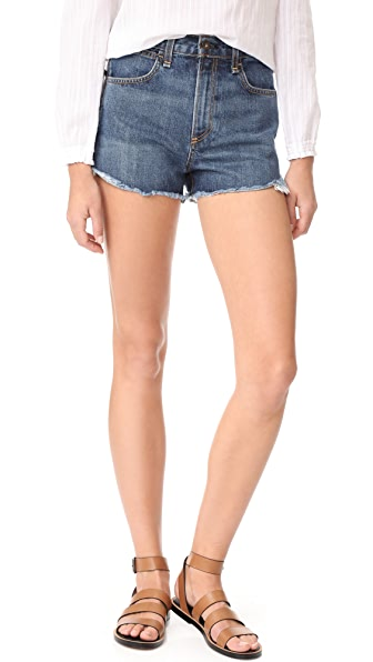 Rag & Bone/JEAN Lou Shorts - Cha Cha Room