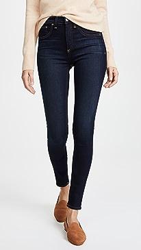 a584b63f041b16 Rag   Bone JEAN. High Rise Skinny Jeans