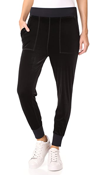 Rag & Bone/JEAN Velour Scout Pants