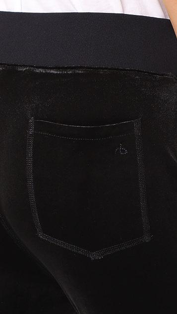 Rag & Bone/JEAN Velour Scout Pants