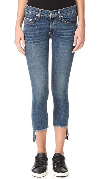 Rag & Bone/JEAN Capri Jeans at Shopbop