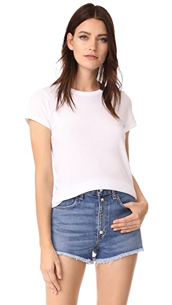 Rag & Bone/JEAN The Tee - Bright White