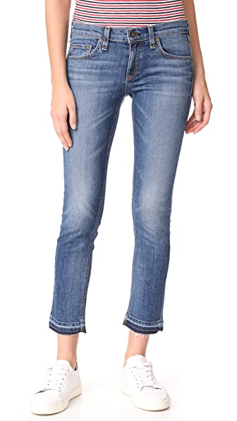 Rag & Bone/JEAN Dre Jeans In Livingston