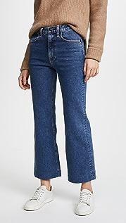 Rag & Bone/JEAN Ankle Justine Trouser Jeans