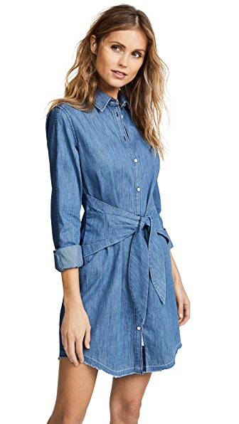 Rag & Bone/JEAN Destroyed Sadie Dress at Shopbop