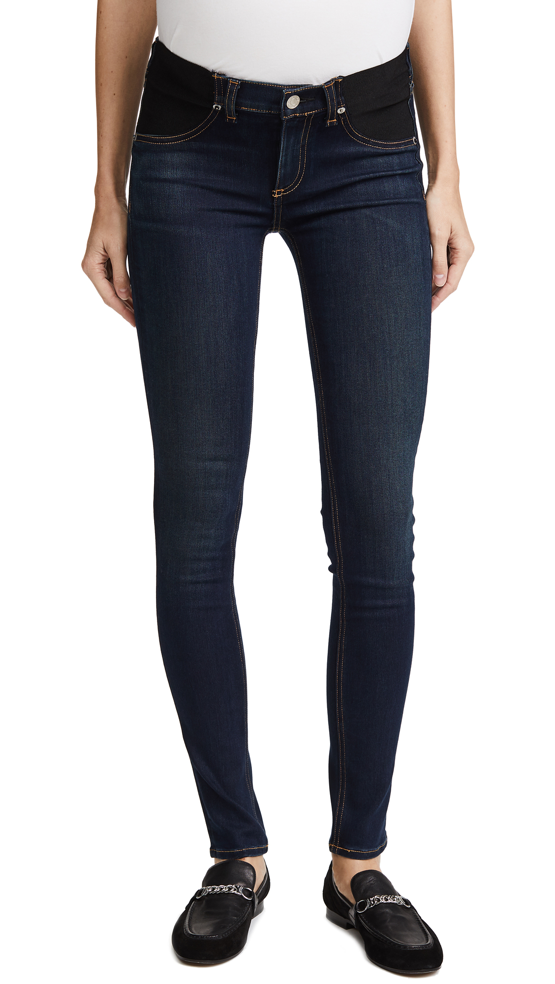 Rag & Bone/JEAN Maternity Skinny Jeans - Bedford