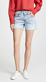 Rag & Bone/JEAN Boy Shorts