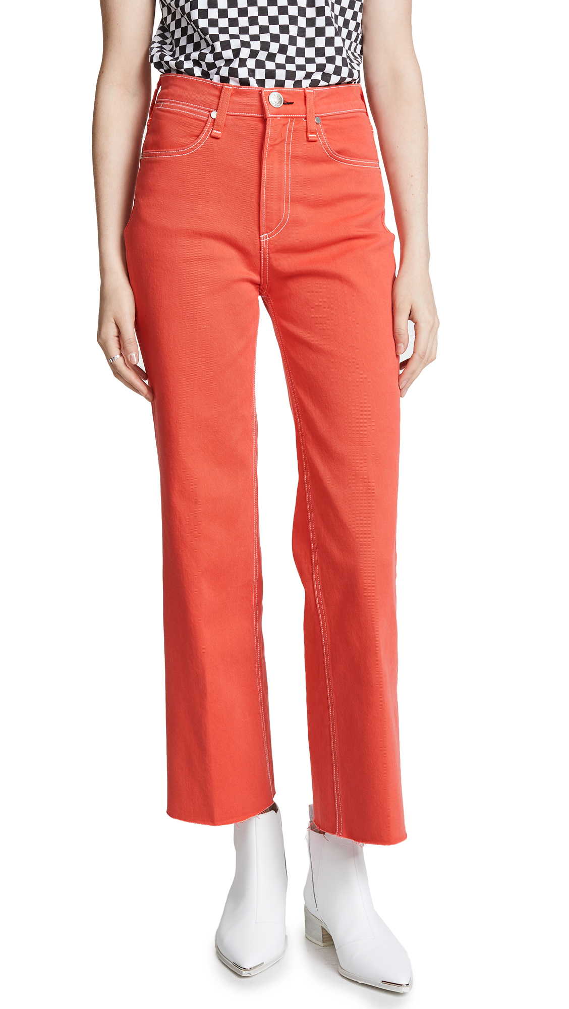 JUSTINE ANKLE TROUSER JEANS